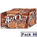 Nestle Aero Hot Drinking Chocolate 24g Pack 40 12203209