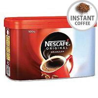 Nescafe Original Instant Coffee 500g Pack of 1 12295139