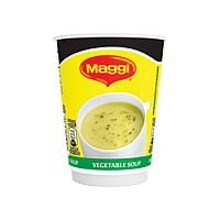 Nescafe & Go Maggi Vegetable Soup 12oz (Pack of 8) 12261222