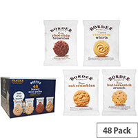 Border Biscuits Twin Packs (Pack of 48) NWT542