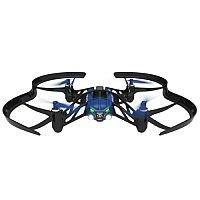 Parrot Airborne Night Maclane Blue Quadrocopter Minidrome