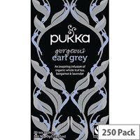 Pukka Gorgeous Earl Grey Tea Bags (Pack of 250) P5052/250