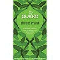 Pukka Three Mint Tea Bags (Pack of 20) P5025