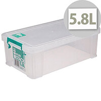 StoreStack 5.8 Litre Storage Box RB90122