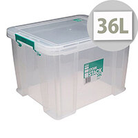 StoreStack 36 Litre Storage Box RB90124