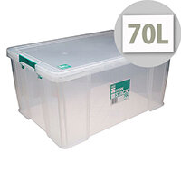 StoreStack 70 Litre Storage Box RB90126
