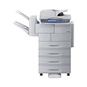 Samsung SCX-6555N A4 Mono Laser Printer Grey