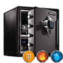 Sentry Big Bolts Electronic Water-Resistant Fire-Safe STW123GDC