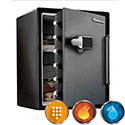 Sentry Electronic Water-Resistant Fire-Safe 56 Litre SFW205TXC