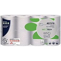 Bio Tech Superior Dispenser Toilet Paper Rolls 2 Ply 250 Sheets Pack of 64 407576