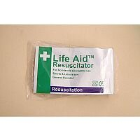 Life Aid Resuscitator With One Way Valve Pack 4