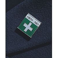 Badge First Aid Size 25 X 25mm Pack Of 10