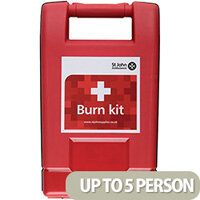 Alpha Burn First Aid Kit 1-5 Person