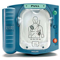 Philips Laerdal Heartstart HS1 AED Defibrillator (4 Year Battery)