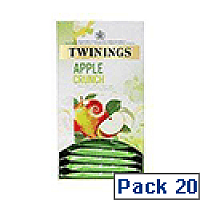 Twinings Apple Crunch Pack 20 F10736