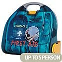 Wallace Cameron Bambino Compact 5 First Aid Kit with Micro Plaster Unit 5 Person