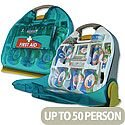 First Aid Kit 50 Person Wallace Cameron Adulto Premier HS3