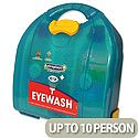 Wallace Cameron Eyewash Dispenser Mezzo Unit Recommended by HSE