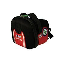Astroplast Bicycle Saddle Pouch First Aid Kit Black (Pack of 1) 1025039
