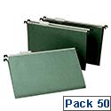 Suspension File Foolscap Pack of 50 WX21001