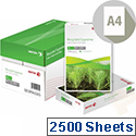 Xerox A4 Recycled Paper Supreme 80gsm White 5 Ream 003R98689