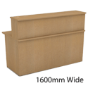 Ashford Beech Reception Unit 1600mm