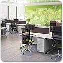 Ashford Multiple-Configuration Bench - Call Centre Desking Range