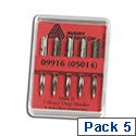 Avery Tagging Gun Needles Heavy Duty Pack of 5 05014