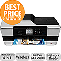 Brother MFC-J6520DW A3 Multifunction Inkjet Printer Wireless