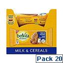Belvita Breakfast Milk Cereal Pack of 20 915527