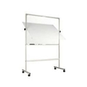 Bi-Office Revolver Non-Magnetic Board 1200x900mm BQ81796