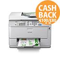 Epson Workforce Pro WF-5620DWF 4 in 1 Business Inkjet Printer
