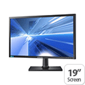 "Samsung S19E200BW 19"" LED Business Computer Monitor"