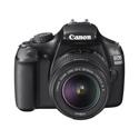 Canon EOS 1100D 1855 SLR Digital Camera Lens Kit Black 5161B030AA
