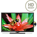 Cello Black HD 29'' LED TV With USB/DVD C29229F