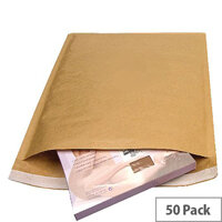 MailLite Gold BL Mailer Assorted (Pack of 50)