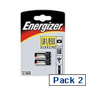 Energizer Alkaline Battery LR1/E90 Pack of 2 629563
