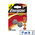 Energizer CR2430 Battery Lithium Pack 2