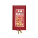 Fire Blanket Fibreglass 1800x1200mm