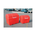 Red 400 Litre Fire Fighting Storage Bin