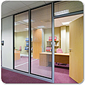 Tenon FIRE & SOUND Re-locatable Acoustic Single & Double Glazed Glass Partitioning