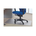 Floortex Value Chairmat for Carpet 1200x750mm Clear FL74288