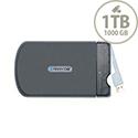 Freecom Tough Drive 1TB USB 3.0 External Hard Disk Drive Black