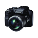 Fuji Finepix S8200 Camera Black