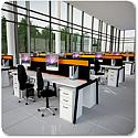 Gianni Bench Desking System