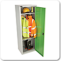 High Capacity Lockers
