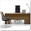 Hi-Line 30 Panel End Executive Desks