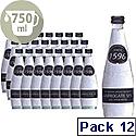 Harrogate Spring Glass Bottled Water Still 750ml Glass Pack of 12