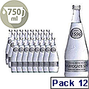 Harrogate Spring Glass Bottled Water Sparkling 750ml Pack of 12