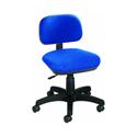 Jemini Gas-Lift Typists Chair Blue